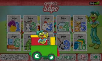Screenshot of Comboio do SAPO