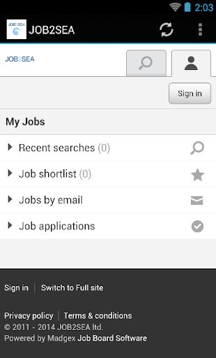 【免費商業App】JOB2SEA-APP點子