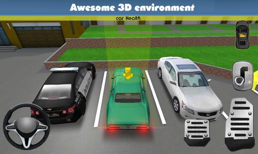 車輛停放3D擴展