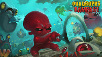 Screenshot of Quadropus Rampage