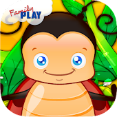 Preschool Math Games - Bugs