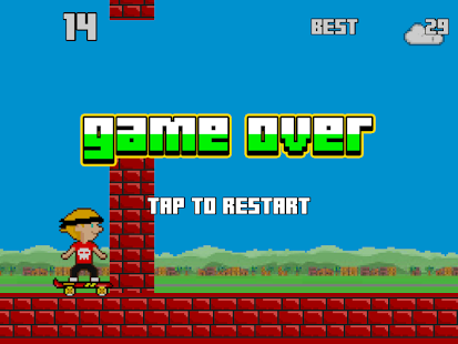 Jumpy Jack™ - screenshot thumbnail