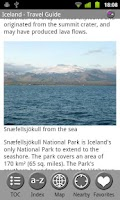 Screenshot of Iceland - FREE Travel Guide