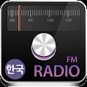 코리아 FM 라디오-지상파·인터넷 100% 무료라디오 icon