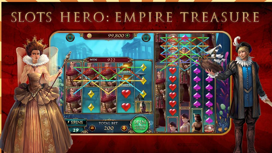 Slot machine game unity