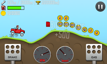 Hill Climb Racing Screenshot 17