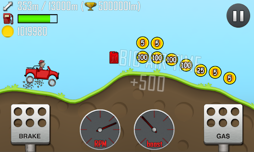 Hill Climb Racing Screenshot 9