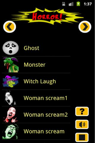 Sounds and Ringtones - screenshot