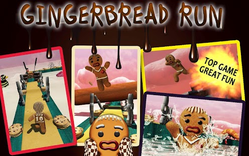 Gingerbread Run - screenshot thumbnail