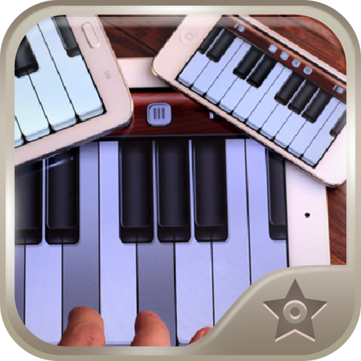 Piano Perfecto HD 3D Gratis 模擬 App LOGO-APP試玩