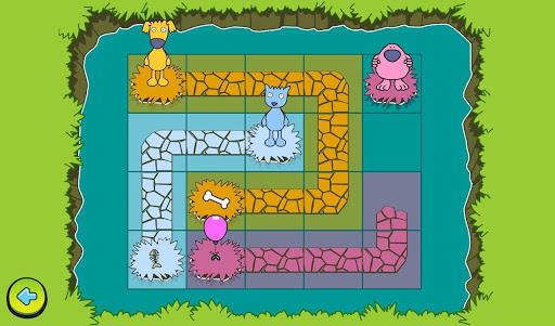 Path puzzler