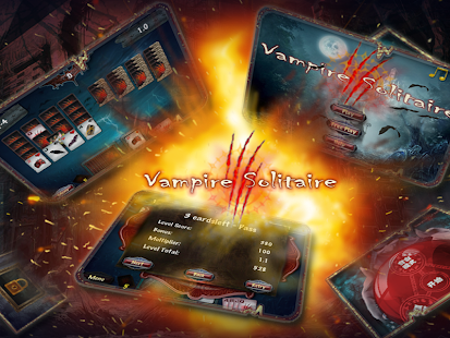 Vampire Solitaire - screenshot thumbnail