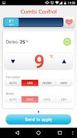 Screenshot of CombiControl