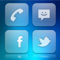 iOS 7 Hybrid Theme HD v5 APK