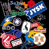 Dansk Logo Quiz -Gratis