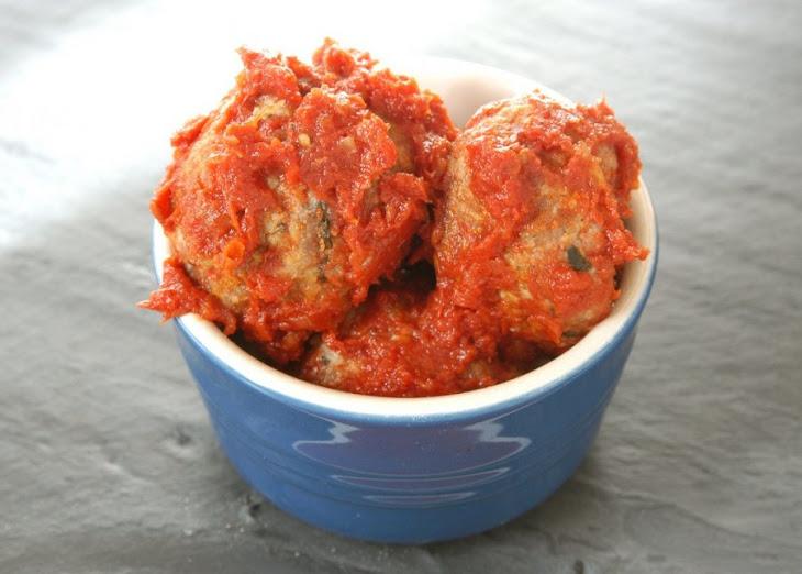 Spicy Meatball Recipe