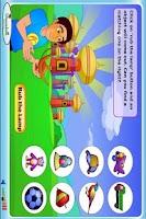 Screenshot of Pattern Matching - Games