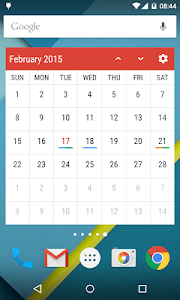 Event Flow Calendar Widget v1.3.7