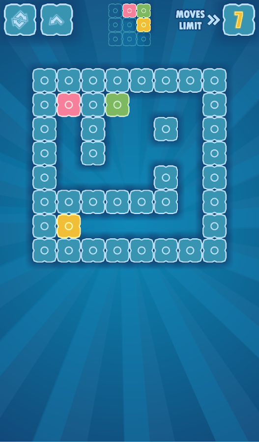 Move the Blocks - screenshot