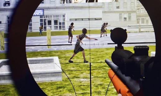狙擊手殺殭屍的3D射擊遊戲|玩動作App免費|玩APPs