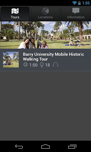 Barry University Walking Tour
