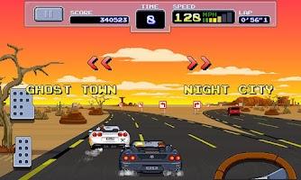 Screenshot of Final Freeway 2R