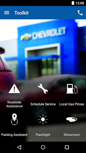 Tinney Automotive DealerApp