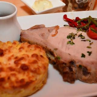 Au Gratin Macaroni- Be Our Guest