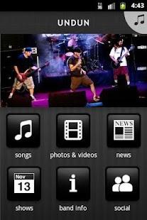 UNDUN- screenshot thumbnail