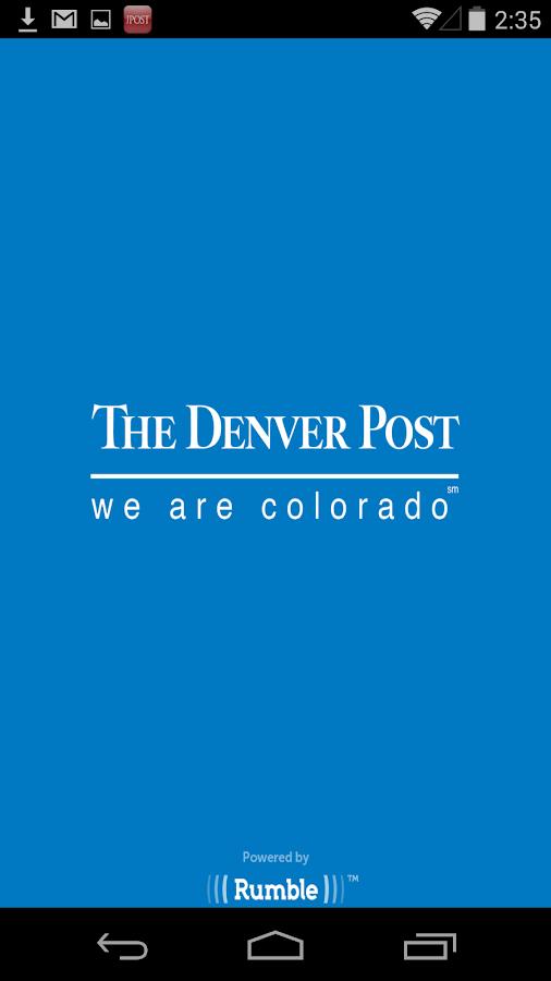 The Denver Post - screenshot