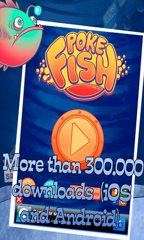 Poke Fish Free - screenshot