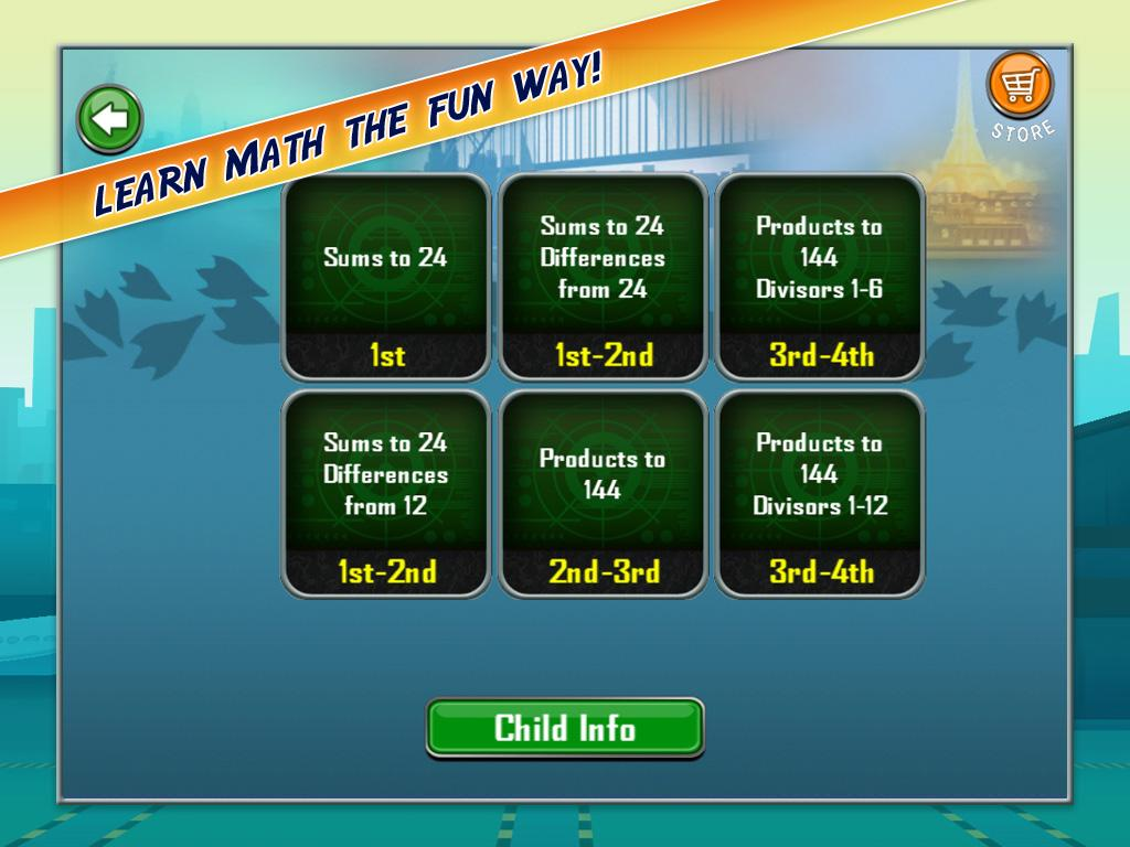 Madagascar Math Ops Free- screenshot