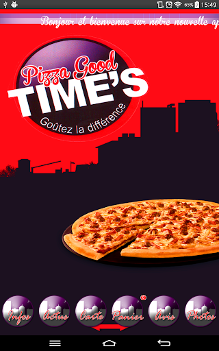 Pizza Good Time's