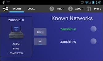 Screenshot of Wifi Fixer (Donate)