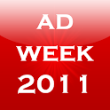 Advertising Week 2011-MLDL App logo