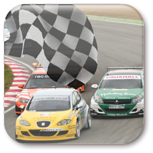 Racing Flag Live Wallpaper +