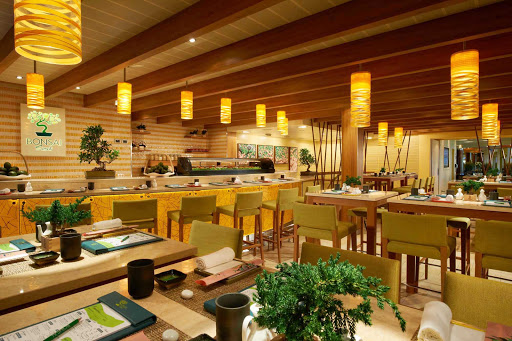 Carnival-Breeze-Bonsai-Sushi - Crave sushi? Head to Bonsai Sushi aboard Carnival Breeze.