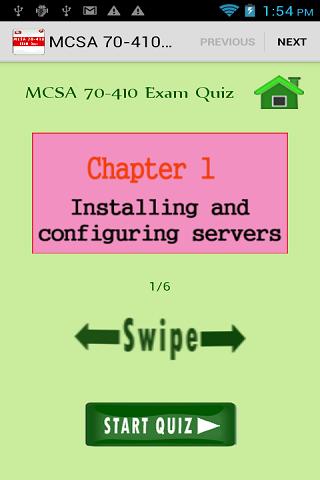 MCSA 70-410 Exam Quiz Free