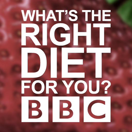 BBC The Right Diet For You Icon