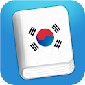 Learn Korean Phrasebook logo