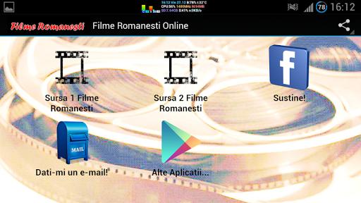 【免費媒體與影片App】Filme Romanesti Online-APP點子