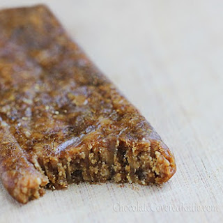 Peanut Butter Homemade Protein Bars.