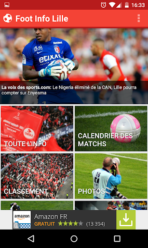 Foot Info Lille
