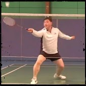 Badminton Fast Footwork Skills