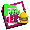 Fast Food Hero Lite logo