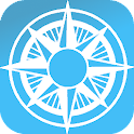 Simple Compass icon