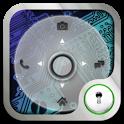 Go Locker White FourKey Theme icon