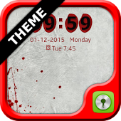 Blood GO Locker Theme