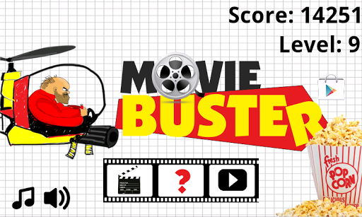 Movie Buster Helicopter Attack