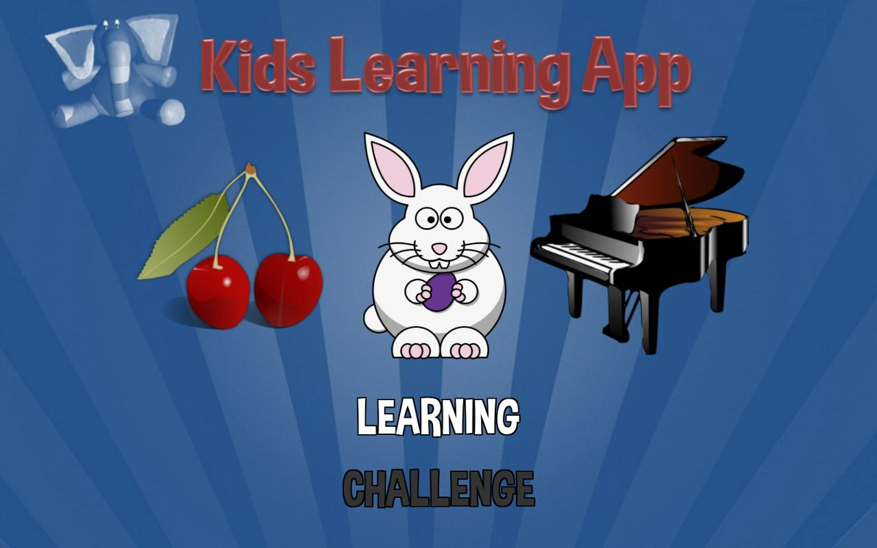 Kids Learning App - screenshot